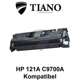 HP 121A C9700A/ 122A Q3960A sort printerpatron (kompatibel)