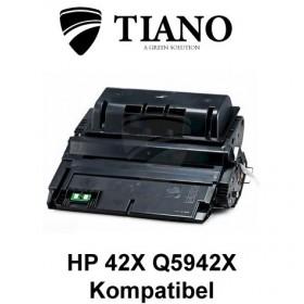 HP 42X Q5942X/Q5945A sort printerpatron (kompatibel)