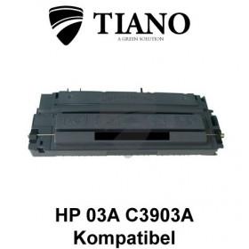 HP 03A C3903A sort printerpatron (kompatibel)