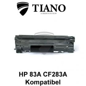 HP 83A CF283A sort printerpatron (kompatibel)
