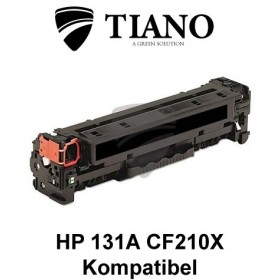 HP 131X CF210X sort printerpatron (kompatibel)