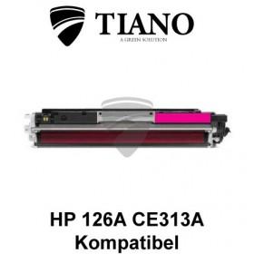 HP 126A CE313A / Canon 729M magenta printerpatron (kompatibel)