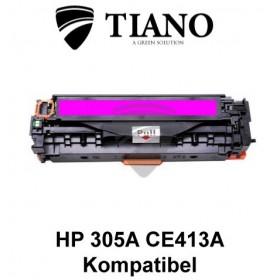 HP 305A CE413A magenta printerpatron  (kompatibel)