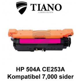 HP 504A CE253A magenta printerpatron (kompatibel)