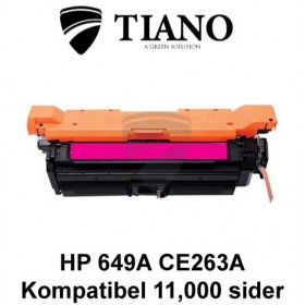 HP 649A CE263A magenta printerpatron (kompatibel)