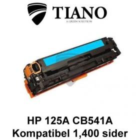 HP 125A CB541A /Canon 716C cyan printerpatron (kompatibel)