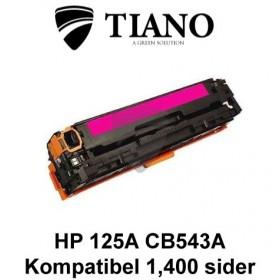 HP 125A CB543A /Canon 716M magenta printerpatron (kompatibel)