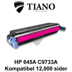 HP 645A C9733A magenta printerpatron (kompatibel)