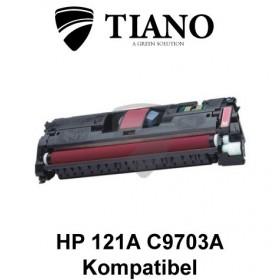 HP 121A C9703A/ 122A Q3963A magenta printerpatron (kompatibel)