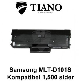 Samsung MLT-D101S sort printerpatron (kompatibel)