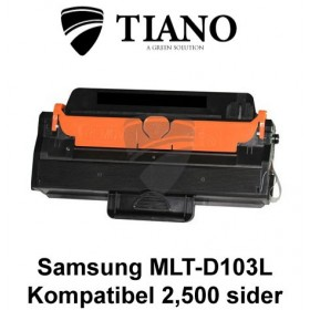 Samsung MLT-D103L  sort printerpatron  (kompatibel)