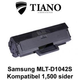 Samsung MLT-D1042S sort printerpatron (kompatibel)