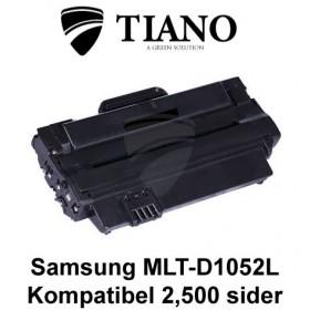 Samsung MLT-D1052L  sort printerpatron  (kompatibel)