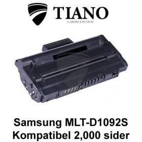 Samsung MLT-D1092S sort printerpatron (kompatibel)