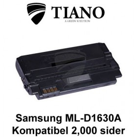 Samsung ML-D1630A sort printerpatron (kompatibel)