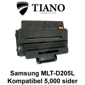 Samsung MLT-D205L sort printerpatron (kompatibel)