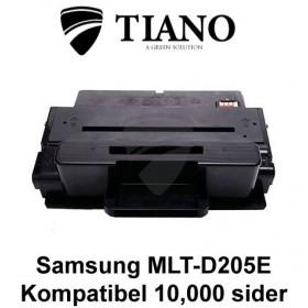 Samsung MLT-D205E sort printerpatron (kompatibel)