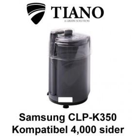 Samsung CLP-K350 sort printerpatron (kompatibel)
