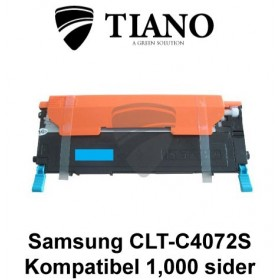 Samsung CLT-C4072S cyan printerpatron (kompatibel)
