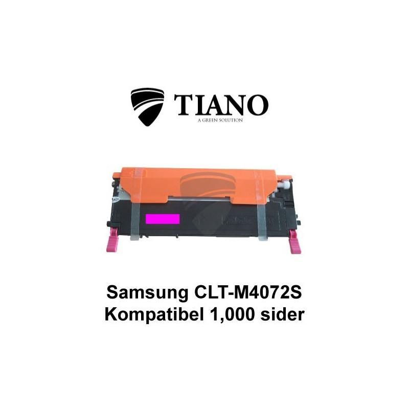 Samsung CLT-M4072S magenta printerpatron (kompatibel)