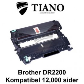 Brother DR2200 Tromle/Drum (kompatibel)