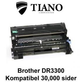 Brother DR3300 Tromle/Drum (kompatibel)