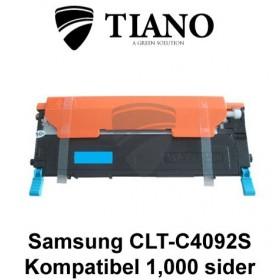 Samsung CLT-C4092S cyan printerpatron  (kompatibel)