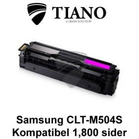 Samsung CLT-M504S magenta printerpatron (kompatibel)