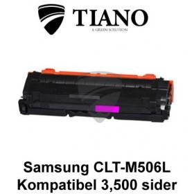 Samsung CLT-M506L magenta printerpatron (kompatibel)