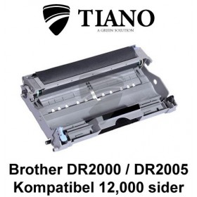 Brother DR2000 / DR2005 Tromle/Drum (kompatibel)