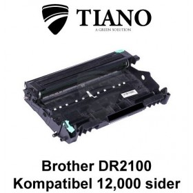 Brother DR2100 Tromle/Drum (kompatibel)