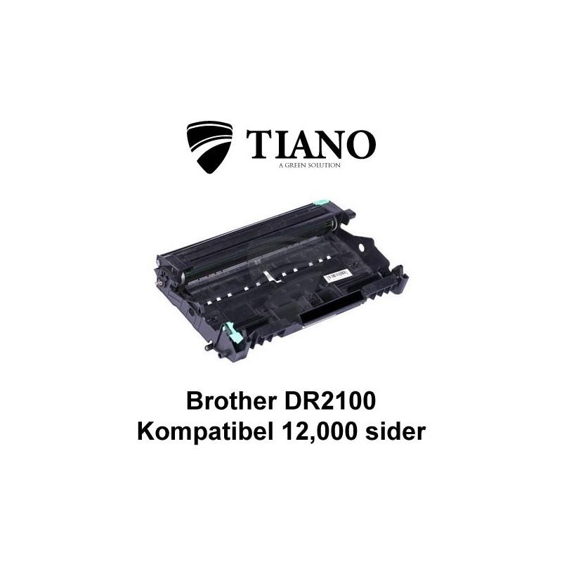 Brother DR2100 Tromle/Drum (kompatibel)