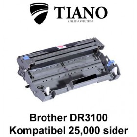 Brother DR3100 Tromle/Drum (kompatibel)