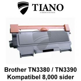 Brother TN3380/ TN3390 sort printerpatron  (kompatibel)