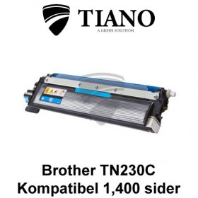 Brother TN230C cyan printerpatron (kompatibel)