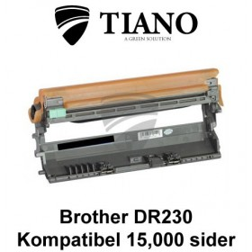 Brother DR230 Tromle/Drum (kompatibel)