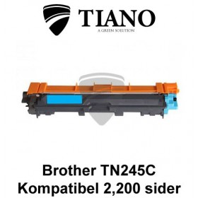 Brother TN245C cyan printerpatron (kompatibel)