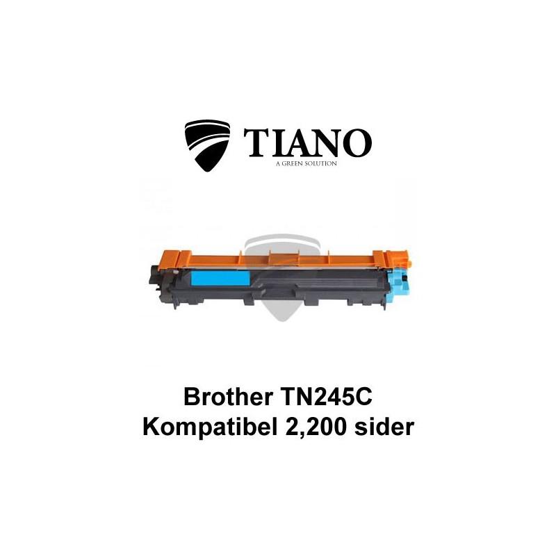 Brother TN245C cyan printerpatron (kompatibel)