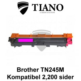 Brother TN245M magenta printerpatron (kompatibel)