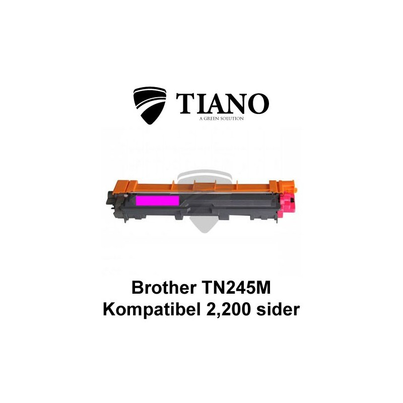 Brother TN245M magenta printerpatron (kompatibel)