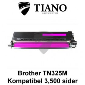 Brother TN325M magenta printerpatron (kompatibel)