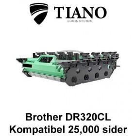 Brother DR320CL Tromle/Drum (kompatibel)