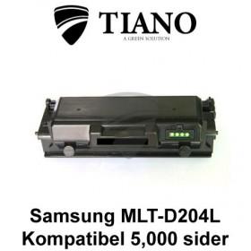 Samsung MLT D204L sort printerpatron (kompatibel)