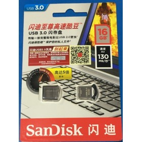 SanDisk Ultra Fit - USB 3.0 - 16 GB