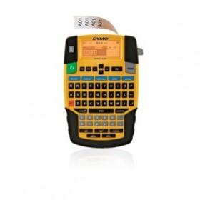 Dymo Rhino 4200 pro machine hardcase Labelmaskiner 6,9,12,19mm Rhino tape