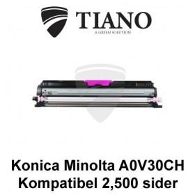 Konica Minolta A0V30CH magenta printerpatron (kompatibel)