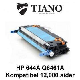 HP 644A Q6461A cyan printerpatron (kompatibel)