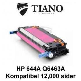 HP 644A Q6463A magenta printerpatron (kompatibel)