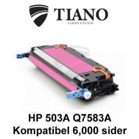 HP 503A Q7583A magenta tonerpatron (kompatibel)
