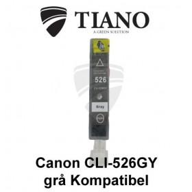 Canon CLI-526GY grå kompatibel blæk